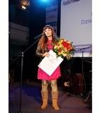 Sukces pisany szminka Biznes Woman Roku Radio PIN i BRE Bank 22 11 2011 Warszawa foto Rafal Nowak 0048 601408155