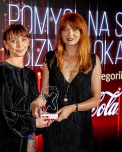 Anna Solarek - Coca-Cola & Barbara Belska