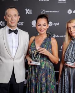 Radosław Kędzia - HUAWEI & Jadwiga Jagieło & Jolanta Mrotek Gridzińska